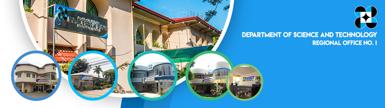 DOST 1 Offices